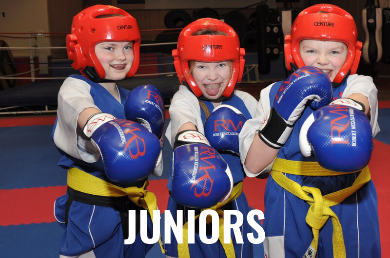 Click here to read about our Junior Classes